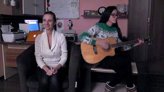 GWEN STEFANI - MY GIFT IS YOU (ACOUSTUC COVER)