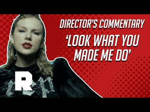 """Taylor Swift's """"Look What You Made Me Do"""" 