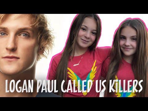 Logan Paul said we tried to kill him!!  || Piper Rockelle & Mariam