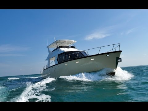 50 FT. NEIL MARINE DIVE EXCURSION BOAT