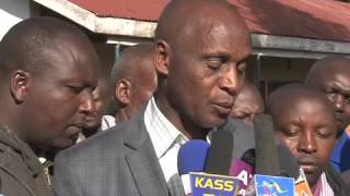Paul Sang' votes in Kamanamsim-Kericho by-election