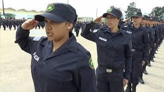 Sindicato policial reclama viviendas para 1.300 funcionarios y aumento salarial