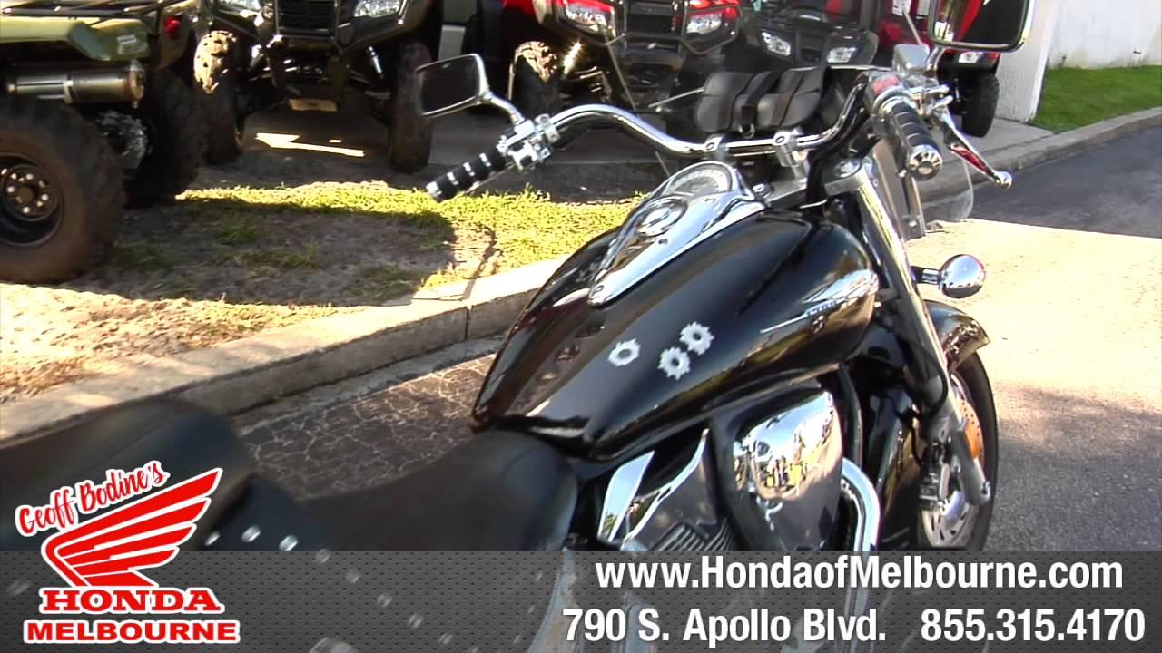 Geoff Bodine Honda >> Honda Vtx 1300s 2003 Honda Powerhouse Dealer Geoff Bodine S Honda Of Melbourne