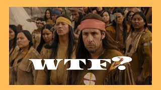 WTF - Ridiculous Six Native walk off set