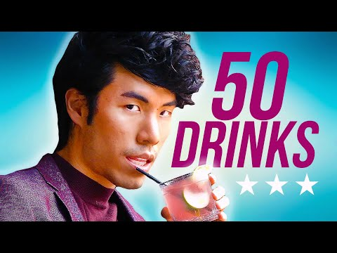 Eugene Drinks Every State's Most Iconic Alcohol • The Try Vl