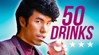 Eugene Drinks Every State's Most Iconic Alcohol • The Try Vlog