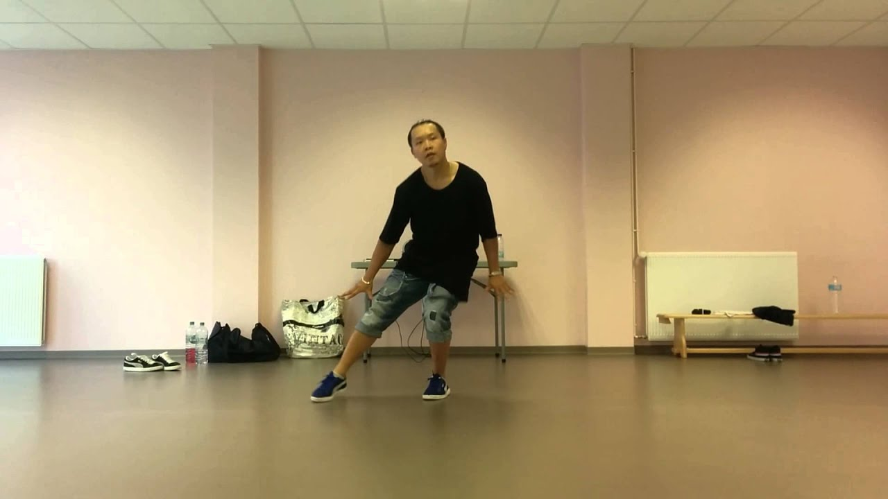 Adrian Marcel / Spending the night alone    Choreography by Donj'Ly