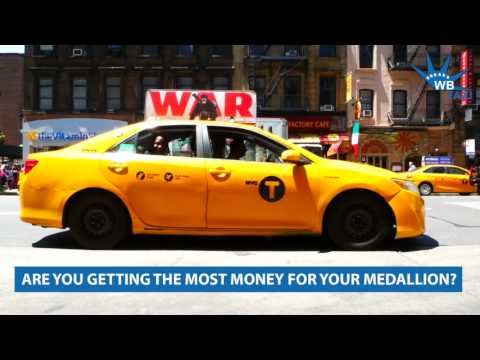 ATTENTION NYC TAXI MEDALLION OWNERS! MEDALLIONS WANTED! WB TAXI