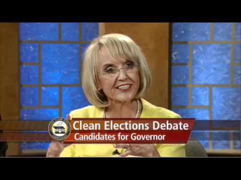 HORIZON Eight KAET Clean Elections Debate Candidates for Arizona Governor
