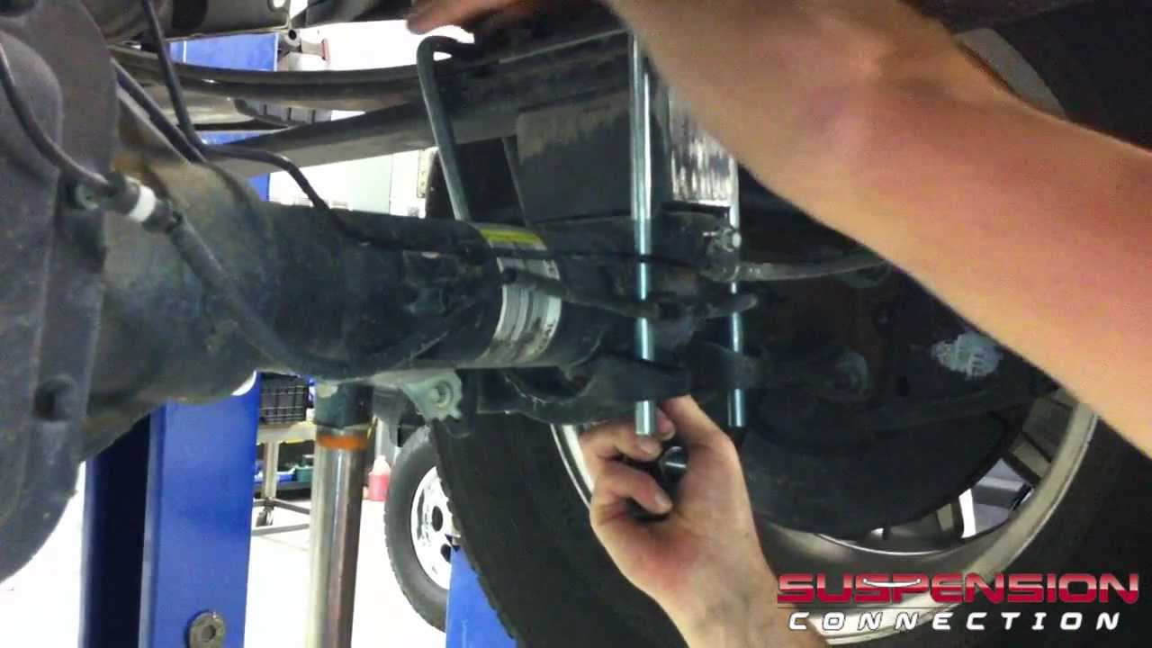 Tuff Country Ford F150 3 Quot Lift Kit Installation 2009