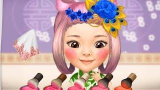 Play dress up & makeup games - Pretty Little Princess -  Kids Game
