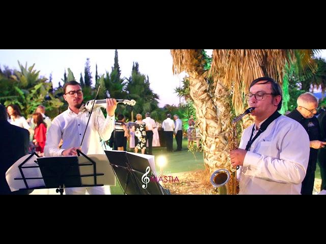🎻 🎷 Sugar | Saxo y Violin | Musica en tu Boda | Musical Mastia