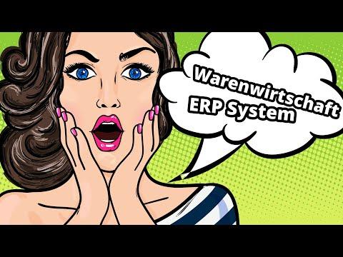tricoma Wissen - Unterschied zwischen einer Warenwirtschaft und einem #ERP System