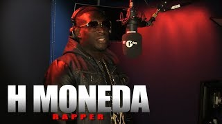 H Moneda - Fire In The Booth