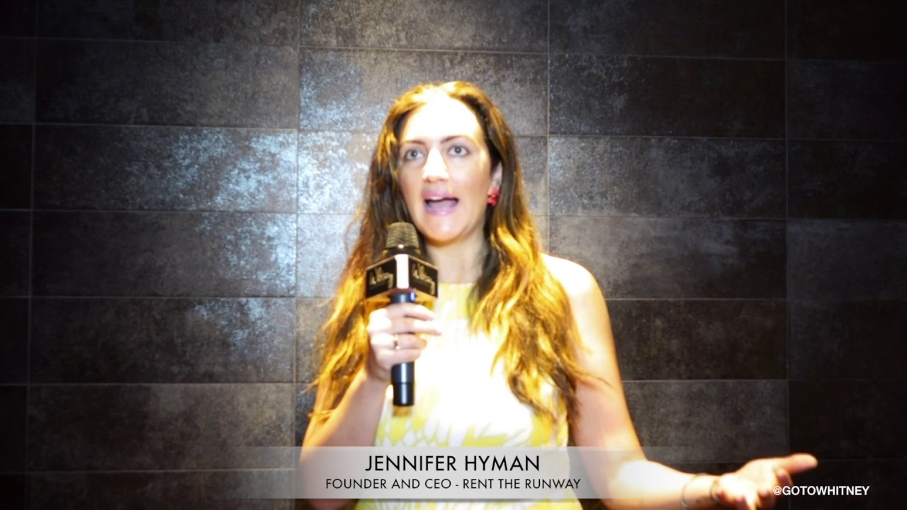 Jennifer Hyman Talks Future of Rent The Runway During Atlantic
