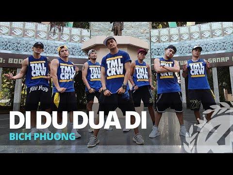 DI DU DUA DI by Bich Phuong | Zumba | VPop | TML Crew Gio Garcia