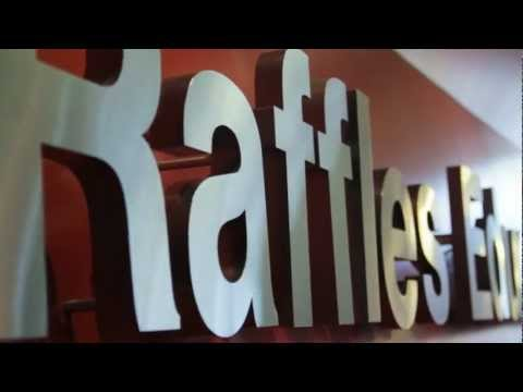 Raffles College of Higher Education Corporate Video