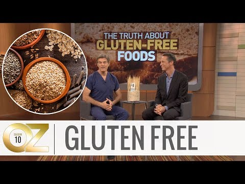 The Biggest Misconception About Gluten-Free Foods