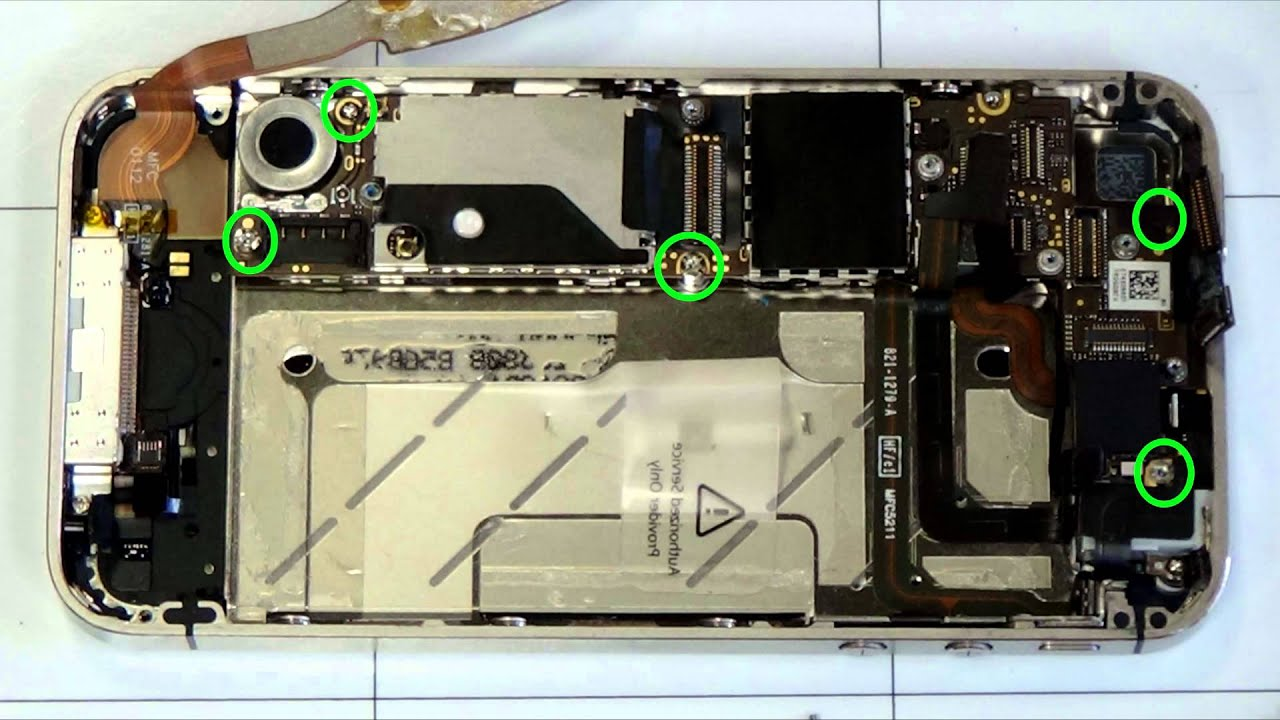 how to replace iphone 4s screen disassembly guide for an iphone cdma model 19000