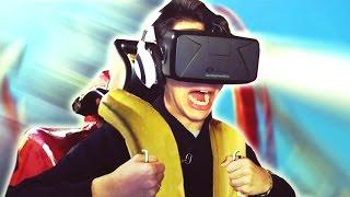 JETÉ DANS LE VIDE !! - Oculus Rift #3