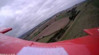 Dundry Hill with key cam 808 hd. on Zaggi.  (raw)