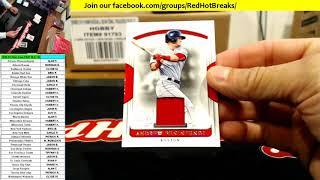 10-17-18 NT Baseball ebay Dual Case break