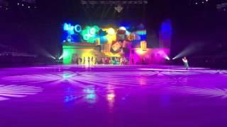 Ледовое шоу Малыш и Карлсон 10.01.2016 13