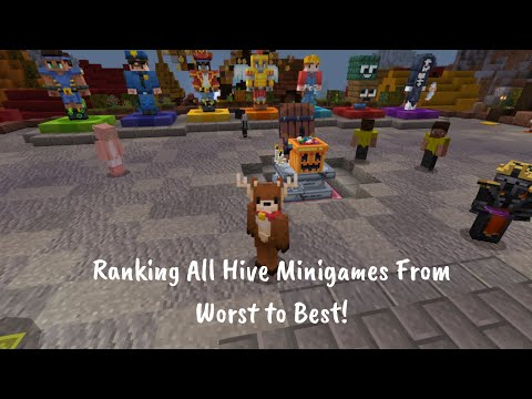 Ranking All Hive Games From Worst to Best! |
