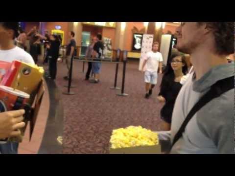 Entering the Hawaii International Film Festival (HIFF)