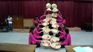 Múa nón - Khúc hát ân tình- CQ47/15.03 Học viện tài chính