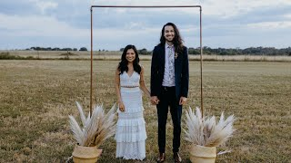 how to plan a low-budget wedding + how much our wedding cost