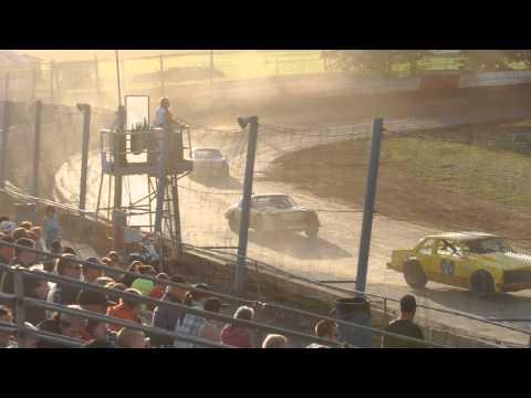 St. Helens River City Speedway Sportsman B Main pt2 6/15/13