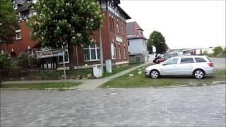 Наумбург-Naumburg. Ост-Банхоф, Кауфхалле . Путешествие по Германии.(Очередное видео о прекрасном городе Наумбург., 2015-05-20T17:00:44.000Z)