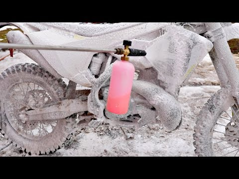 Foam Canon - Car Wash Like A Pro
