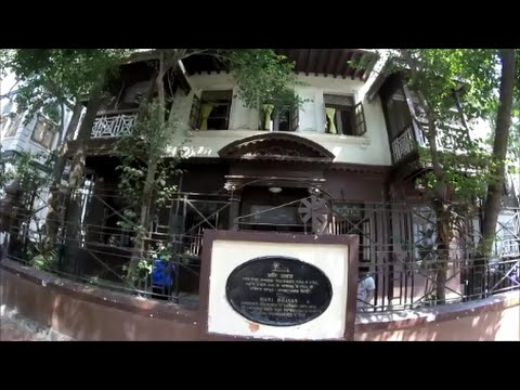 India, Mumbai: (Ep.9) Trying to find an iconic site! (Mani Bhavan)