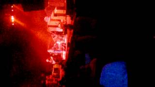 chris stapleton live at dte music theater in clarkston michigan