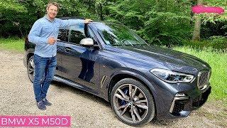 Essai détaillé BMW X5 M50D...400 CHEVAUX! - Le Vendeur Automobiles