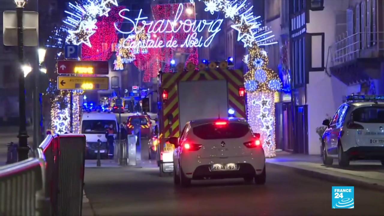 En direct : une fusillade fait deux morts à Strasbourg, la piste terroriste évoquée