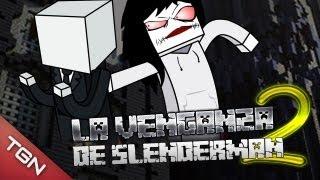 MINECRAFT: LA VENGANZA DE SLENDERMAN 2 (MAPA ÉPICO)