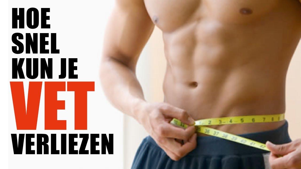 snel vet verliezen dieet