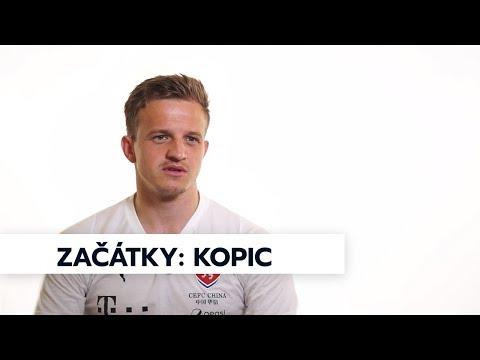 Začátky v repre: Jan Kopic