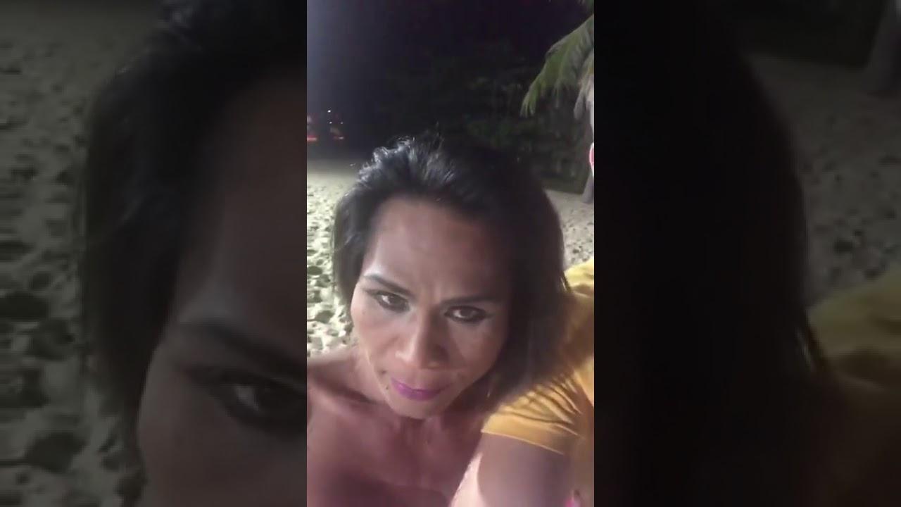 мужик снял транса в тайланде