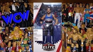 The Shark Elite Figure Review - WWE Mattel Unboxing