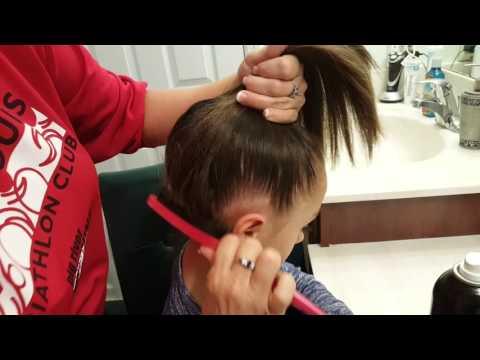 2016 Dance Company Hair Tutorial