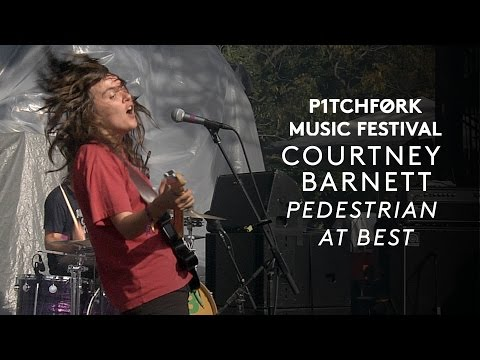 Courtney Barnett performs