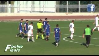 Imolese-Correggese 1-0 Serie D Girone D