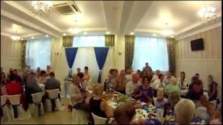 time laps на свадьбе  Кости и Юлии polaroid xs100i
