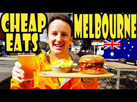 Top 10 Best Cheap Eats in Melbourne Australia