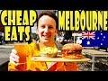 Top 10 Best Cheap Eats in Melbourne Australia