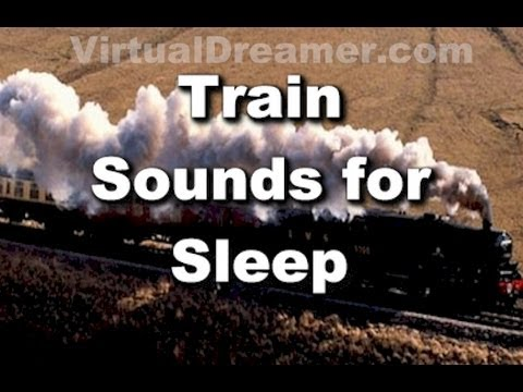 The Train Ride : 50 Minutes of Train Sounds